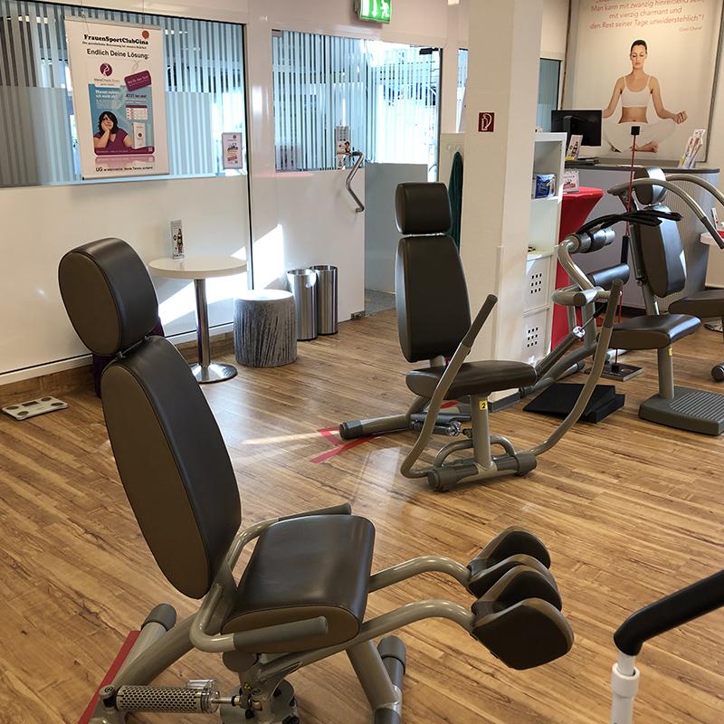 Acego GmbH Frauen Fitness